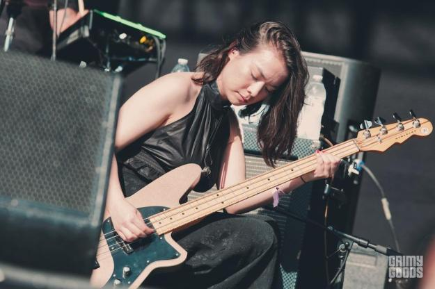 Mitski at FYF 2017 by Steven Ward
