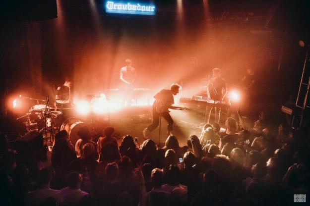 Glass Animals at Troubadour - Photo: Kirby Gladstein