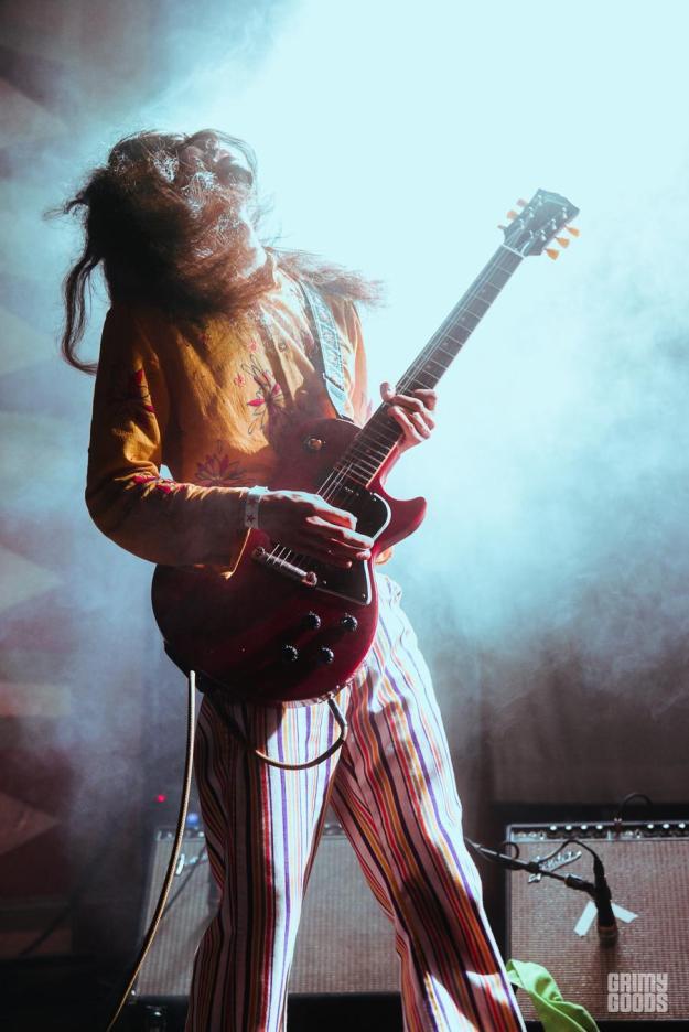 Kikagaku Moyo at The Regent -- Photo: Kirby Gladstein