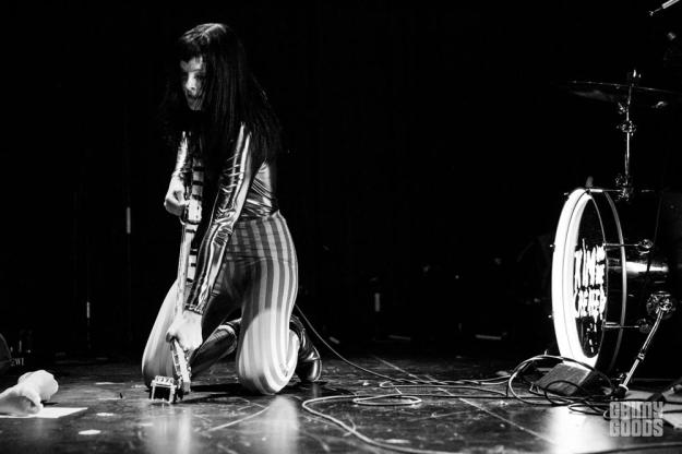 Kim and the Created, The Bootleg Theater, photo by Wes Marsala