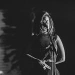 Mitski at the Wiltern shot by Danielle Gornbein
