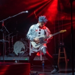 MIYAVI at the El Rey Theatre - Photo by ZB Images