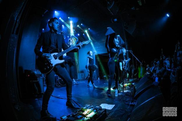 Holy Wars at The Echo Photo by ZB Images