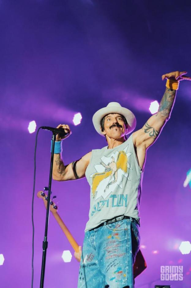 Ohana Fest Photos Red Hot Chili Peppers