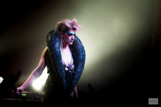 Peaches, The Regent, photo by Wes Marsala