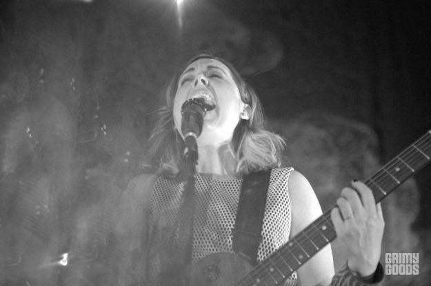 Sleater-Kinney at The Palladium Photos by ceethreedom