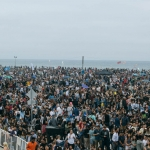 Khalid fans take over the beach Khalid shot by Michael Espeleta