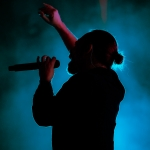 Thom Yorke at The Greek Theater Photo by ZB images