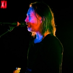 Thom Yorke at the Orpheum Theater in Los Angeles December 19, 2018