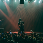 Vic Mensa at Teragram Ballroom -- Photo: Michael Espeleta