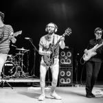 Vulfpeck at the Greek Theatre shot by Danielle Gornbein