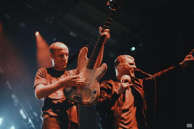 Cold War Kids at the Five Point Amphitheater by Steven Ward