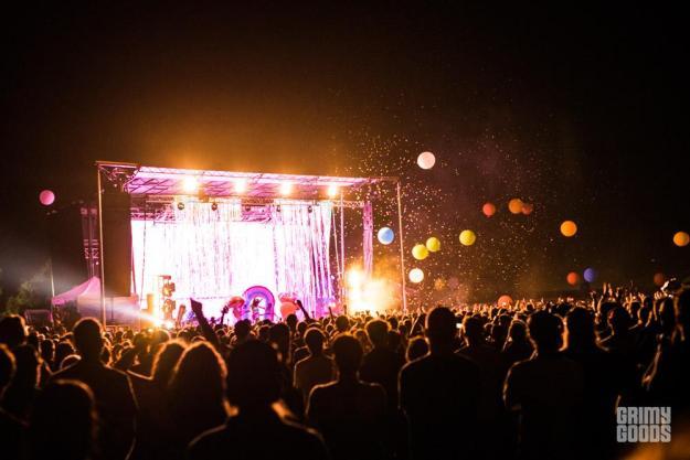 Flaming Lips Austin Psych Fest Levitation 2015