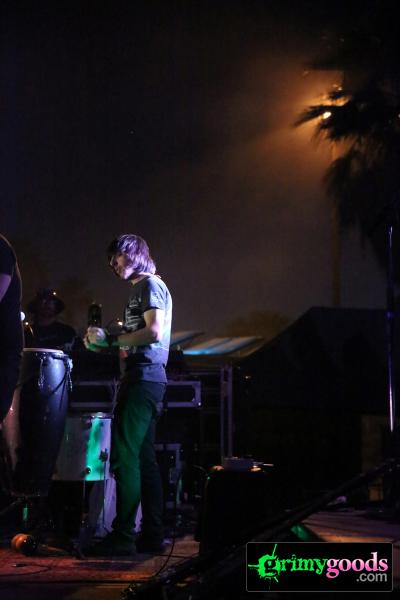 Bands of Desert Daze on April 20, 2013