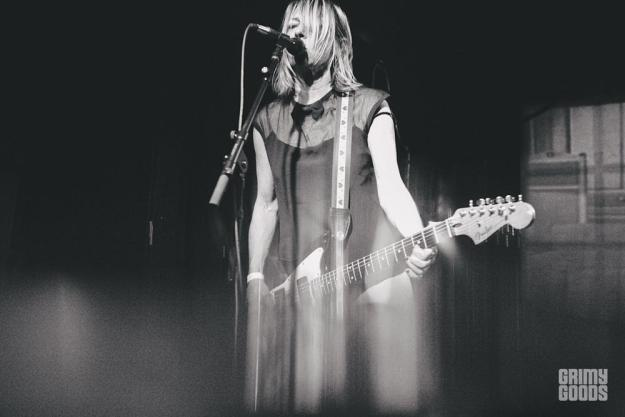 Kim Gordon body/head