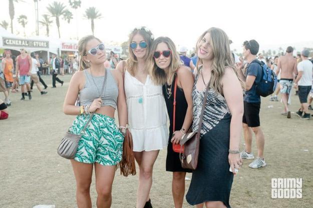 Coachella 2014 fashion photos