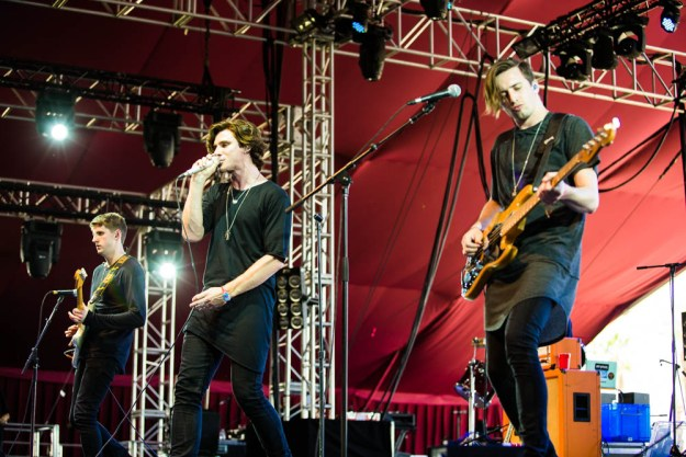 Coasts Coachella 2015 photos
