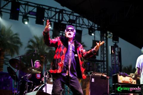 JELLO BIAFRA photos coachella