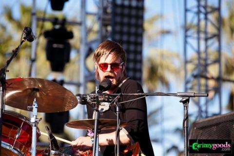 OF MONSTERS MEN  photos coachella