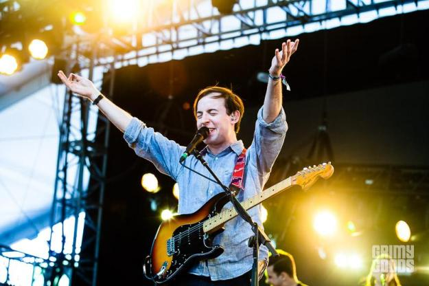 Bombay Bicycle Club coachella photos