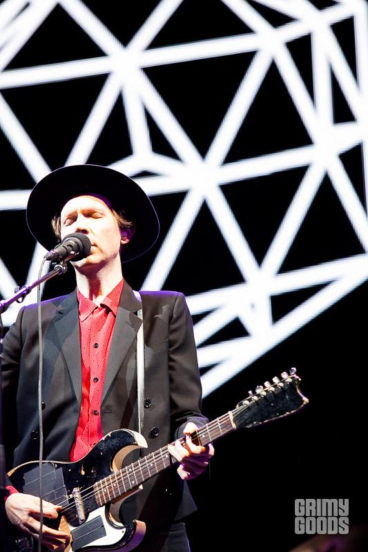 Beck coachella photos