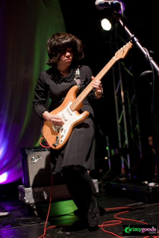 Screaming Females at the Echoplex in LA 2011