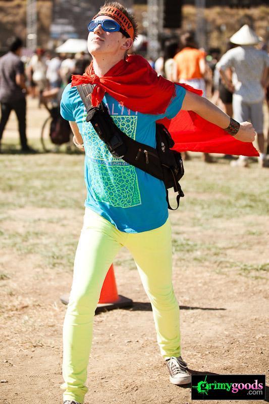FYF Fest Day One - Photos - Saturday-  Sept. 1, 2012