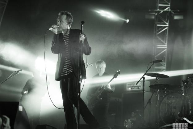 The Jesus and Mary Chain fyf fest 2015 photos