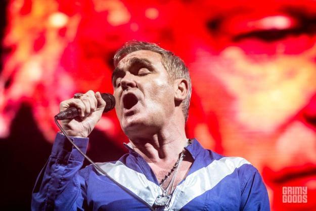 Morrissey fyf fest 2015 photos