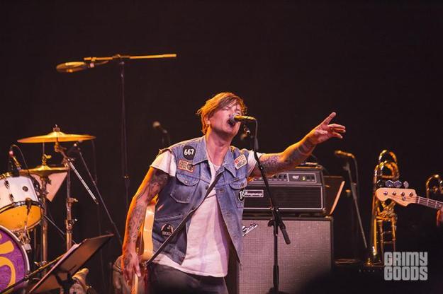 Butch Walker at George Fest LA
