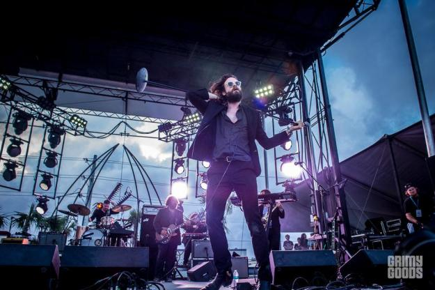 Father John Misty hangout fest 2015 photos