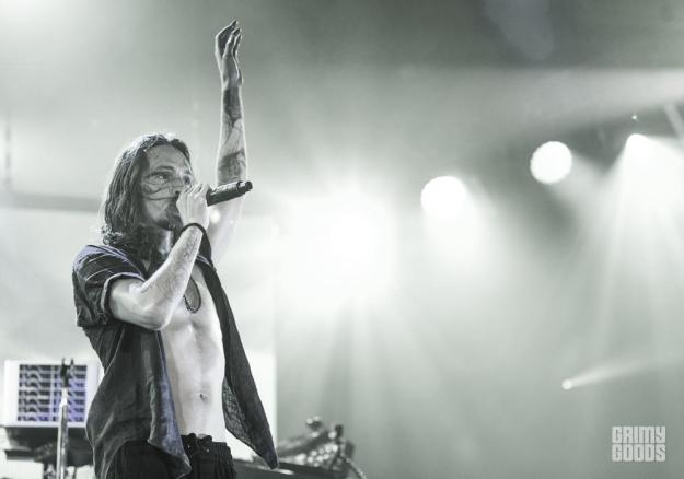 Incubus at The Forum