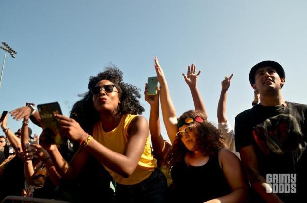 UCLA Jazz Reggae Festival photos