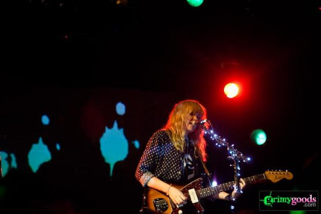 Ladyhawke with American Royalty at The Echoplex - Photos- September 24, 2012