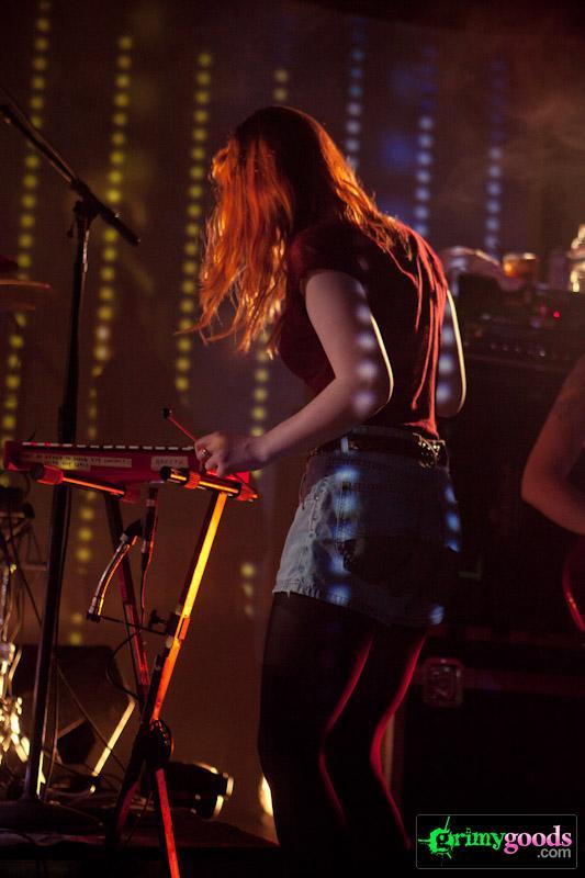 Los-campesinos Photos Review Echoplex - Feb. 11, 2012