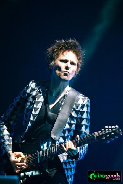 Muse staples center photos