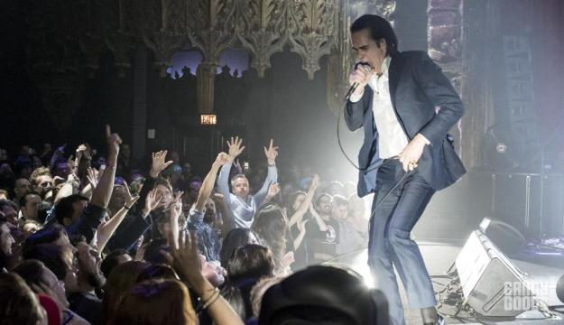 Nick cave theatre at ace photos