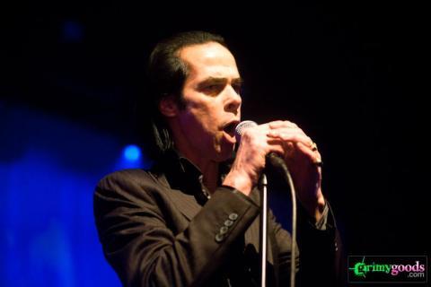 Nick Cave & the bad seeds photos fonda theatre