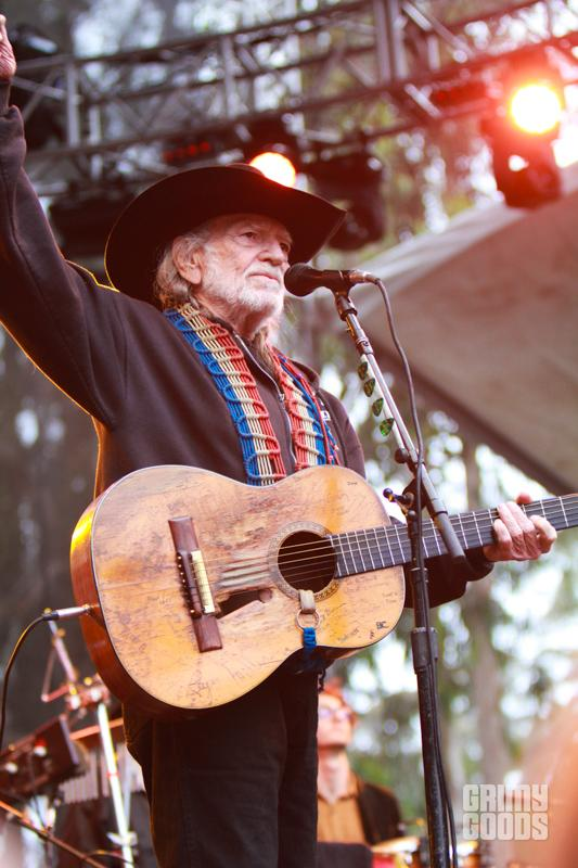willie nelson outside lands photo