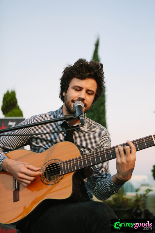 Passion Pit at the 987FM Hollywood Tower Penthouse - October 8, 2012