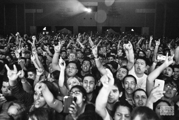 Rise Against hollywood palladium
