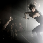 Savages, The El Rey, photo by Wes Marsala