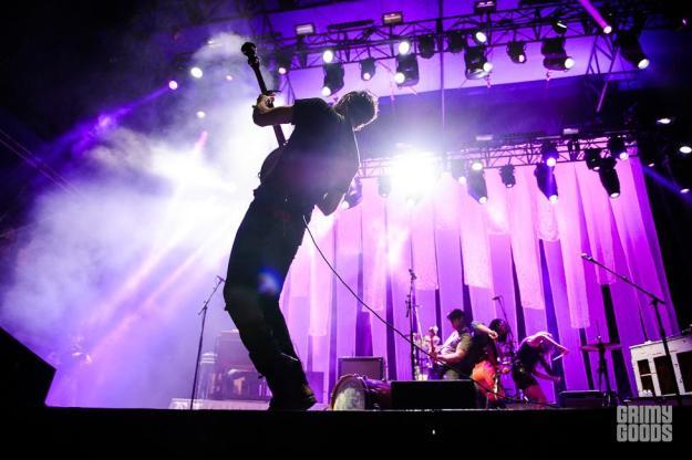 The Avett Brothers shaky knees fest 2015 photos