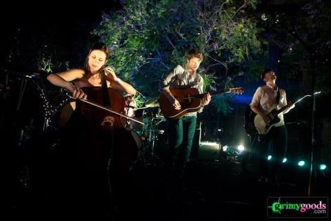 Sea Wolf band photos