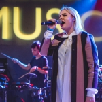 Lapsley at BBC Showcase shot by Maggie Boyd