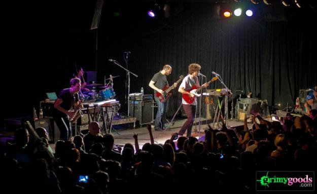 The Rapture at the Glass House Photos Oct. 7