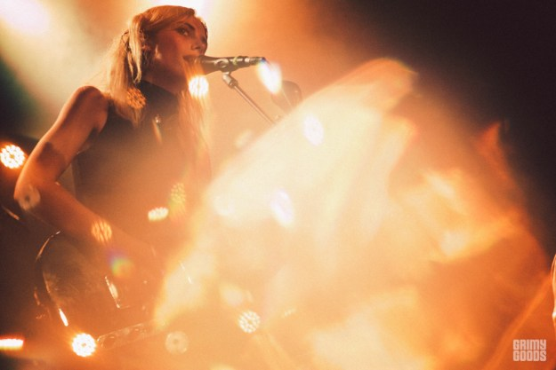 wolf alice fonda theatre photos