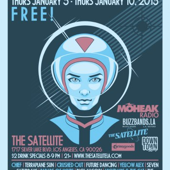 Free concerts satellite nights