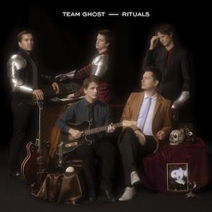 Team Ghost Rituals Album Cover