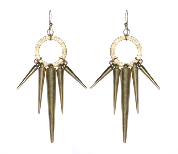 Win a Pair of Kittinhawk Radial Earrings